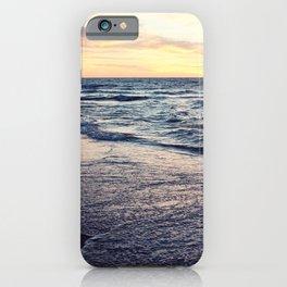 Lake Erie Sunset iPhone Case