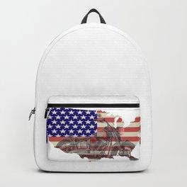USA - Bike Rider Backpack