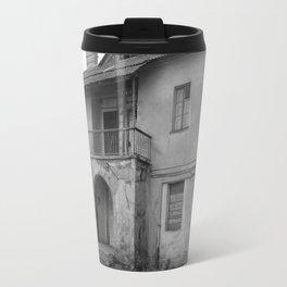 Lost on a half Travel Mug