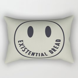 Existential Dread Rectangular Pillow