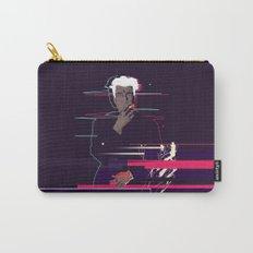 David Lynch - Glitch art Carry-All Pouch