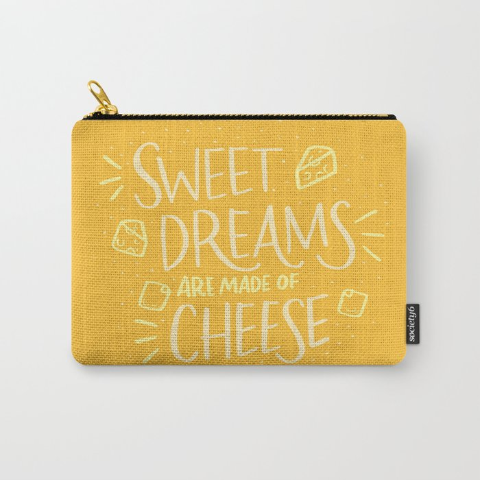Cheese Dreams Carry-All Pouch
