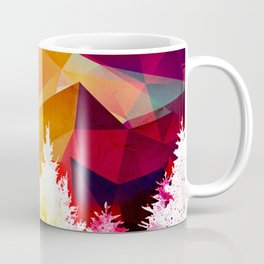 Forest explosion of color Coffee Mug