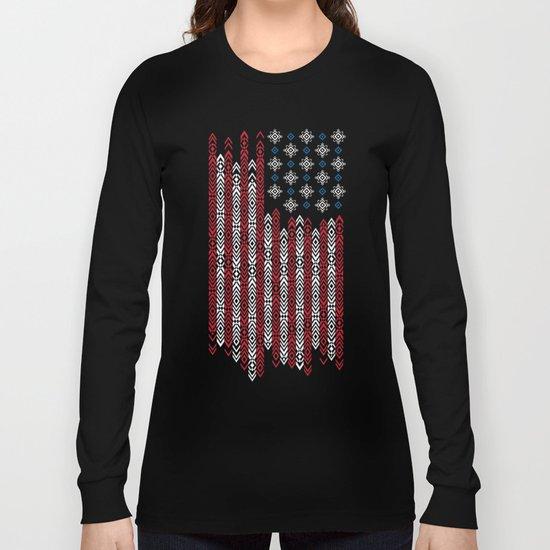 Native Patriots Long Sleeve T-shirt