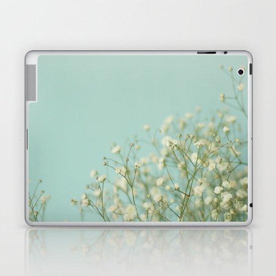 Baby Blue Laptop & iPad Skin
