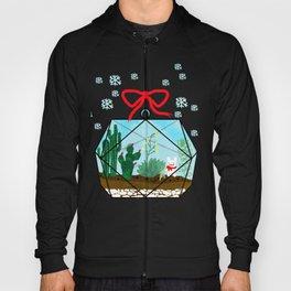 Cactus Terrarium Christmas Gift Hoody
