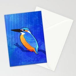 Common Kingfisher (Alcedo atthis) Stationery Cards