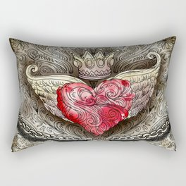Book Cover_Heart Rectangular Pillow