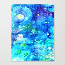 Higher Than The Heavens Canvas Print