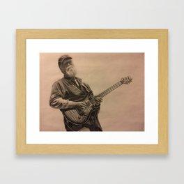 Jimmy Herring Framed Art Print