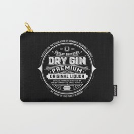 Shelby Brothers Dry Gin Carry-All Pouch