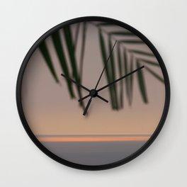 Kona, Hawaii Wall Clock