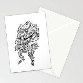 Big Mouth Monstrosity Stationery Cards