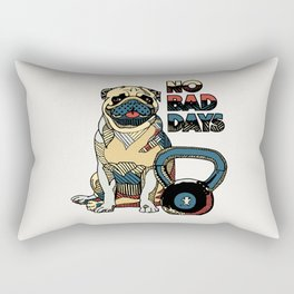No Bad Days Rectangular Pillow