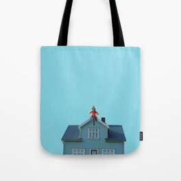 Poppins tea Tote Bag