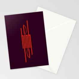 high Stationery Cards