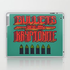 Kryptonite (alternate) Laptop & iPad Skin