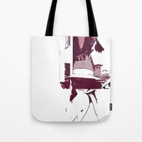 holiday Tote Bags featuring Holiday by Paola Rassu