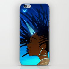 Drift iPhone & iPod Skin