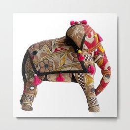 ElephanTribe Metal Print