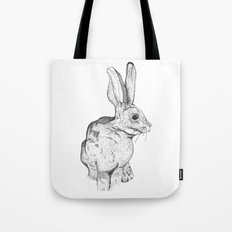 Bushman Hare Tote Bag