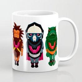 Cute MOTU Villain Mugshot Coffee Mug