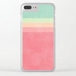 Chris Hemsworth's Palette Clear iPhone Case