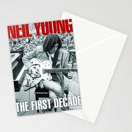 neil young album 2020 atinum3 Stationery Cards