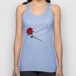 Twin Peaks - My Special Agent Unisex Tank Top