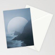 B+W New Zealand Coast II  Stationery Cards