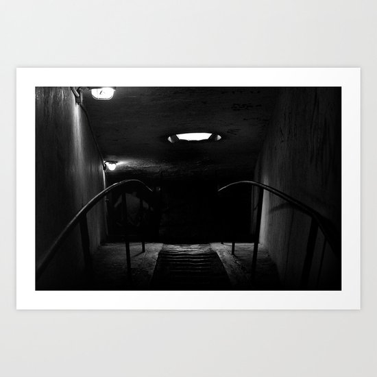 + Inside the Duomo - Firenze (ITA) Art Print