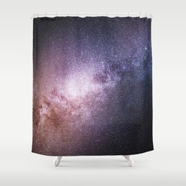 Take me to Mars Shower Curtain
