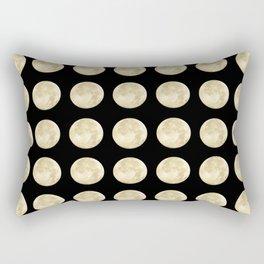 PolkaMoons Rectangular Pillow
