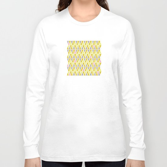Lemon Sorbet Long Sleeve T-shirt