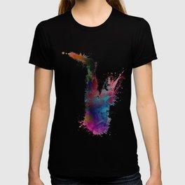 Saxophone #saxophone #sax #music #art T-shirt