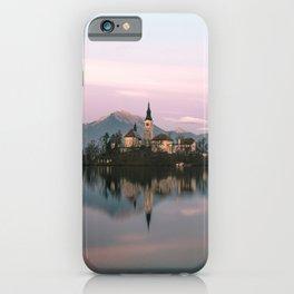 Bled, Slovenia IV iPhone Case