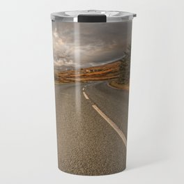 Road Of Colours Travel Mug