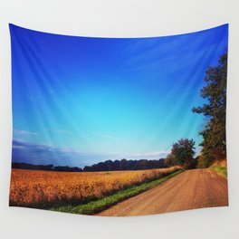 The Road Home Wall Tapestry