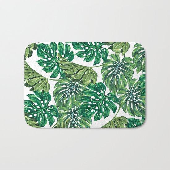 tropical haven Bath Mat