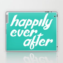 happily ever after Laptop & iPad Skin