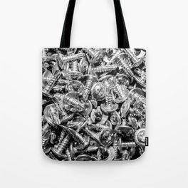 screws Tote Bag