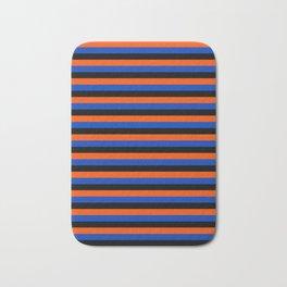 Color Stripe _001 Bath Mat