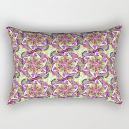 Atomic Pattern 1 Rectangular Pillow