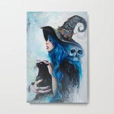 Blue Valentine Metal Print