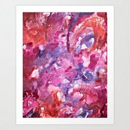 Fragrance of Love Art Print