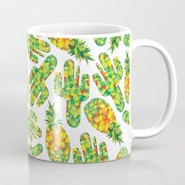 Cactus & Pineapple Coffee Mug