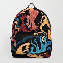 Unicorns Of The World V02 Backpack