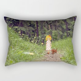 Friend Rectangular Pillow