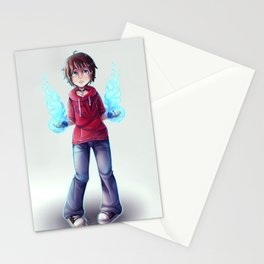 Spirit Fire Stationery Cards
