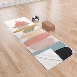 Balancing Stones 22 Yoga Towel